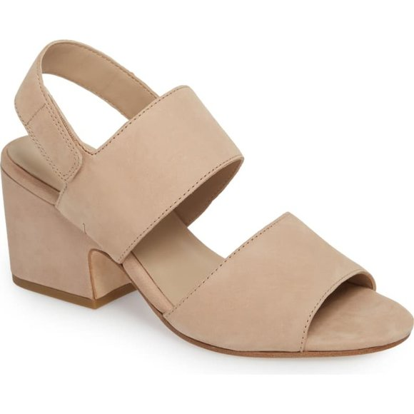 Eileen Fisher Finn II Sandals Heels Slingback